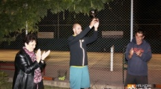 15o Stones Club Tennis Tournament: Ο Στέλιος Καμπούρης το έπαθλο