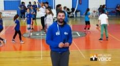 Μανώλης Ροδοβίτης: Το volley του Π.Ο.Μ. έχει γίνει μια οικογένεια... (VIDEO)