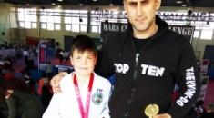 Χρυσό μετάλλιο για την Μακεδονική Φάλαγγα του Χριστόφορου Μποζίνη