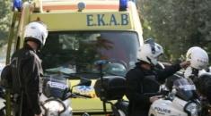 Επτά άνθρωποι τραυματίστηκαν σε σύγκρουση δύο οχημάτων στη Χαλκιδική