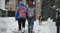 Διακοπή μαθημάτων, αύριο Δευτέρα 9 Ιανουαρίου 2017, σε όλες τις σχολικές μονάδες του Δήμου Αριστοτέλη