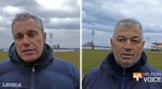 Δηλώσεις μετά τον αγώνα (VIDEO)
