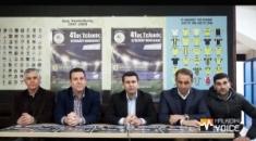 Τελικός Κυπέλλου Χαλκιδικής: Συνέντευξη Τύπου (VIDEO)