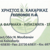 ΚΑΚΑΡΙΚΑΣ Β. ΧΡΗΣΤΟΣ