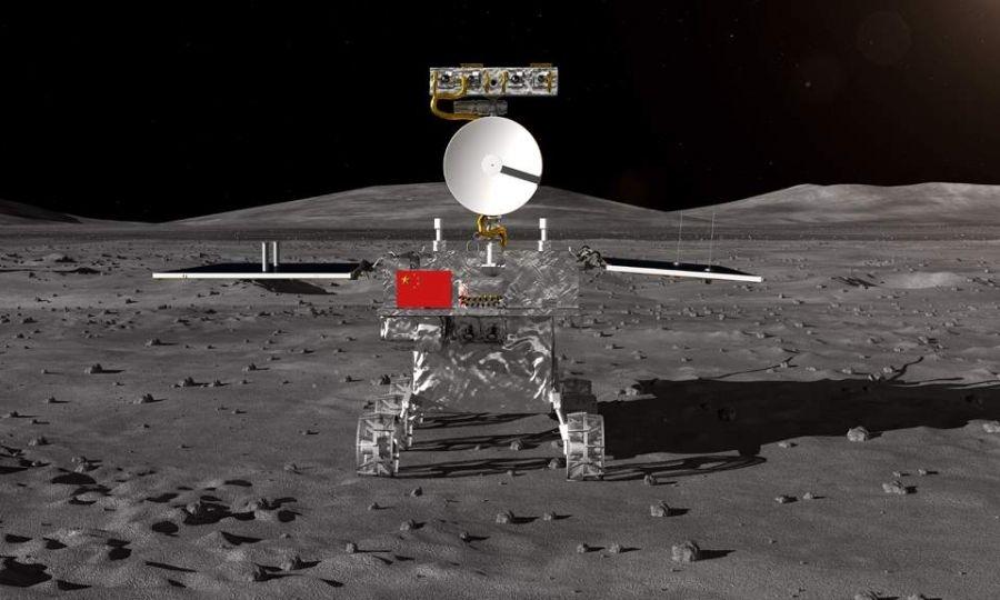 Η Κίνα πάτησε πρώτη στη «σκοτεινή» πλευρά του φεγγαριού 8940e207aa8