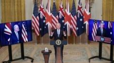 Νέα στρατηγική συμμαχία ΗΠΑ - Αυστραλίας και Ηνωμένου Βασιλείου μπροστά στην αυξανόμενη επιρροή της Κίνας