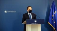 Στ. Πέτσας: Τοπικό lockdown σε Θεσσαλονίκη και Σέρρες για 14 ημέρες-SMS για μετακινήσεις