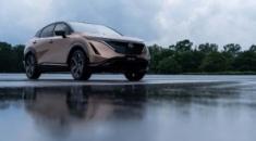 Η Nissan αποκάλυψε σήμερα το ολοκαίνουργιο coupé crossover Nissan Ariya