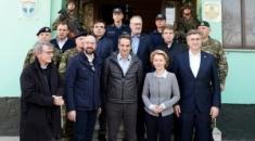 Την εμπιστοσύνη τους στην ελληνική κυβέρνηση και τη στήριξη της Ελλάδας, τόνισαν οι Ευρωπαίοι αξιωματούχοι