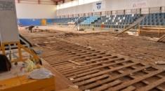 Ξεκίνησαν οι εργασίες επισκευής του Κλειστού Γυμναστηρίου Ν. Μουδανιών